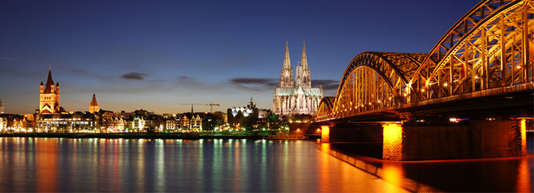 Cologne Cruises, Sailing & Water Tours