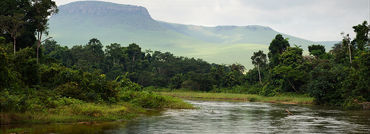 Top Congo Hiking & Camping