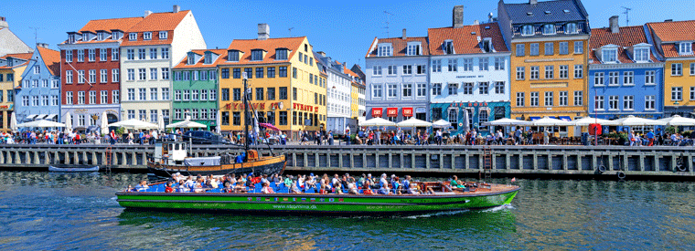Top Copenhagen Ports of Call Tours