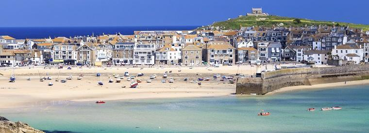 Cornwall Walking Tours