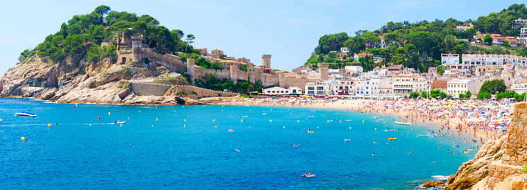 Costa Brava Full-day Tours