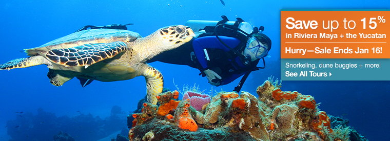 Cozumel Day Trips & Excursions