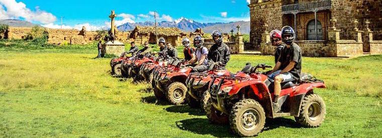 Top Cusco 4WD, ATV & Off-Road Tours