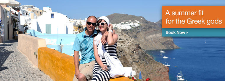 Cyclades Islands Spa Tours