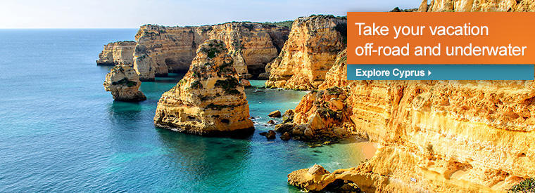 Cyprus Tours, Tickets, Excursions & Things To Do