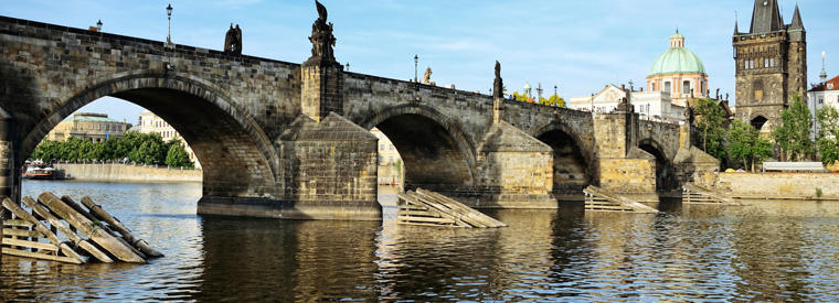 Czech Republic Cruises, Sailing & Water Tours