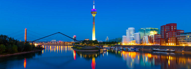 Düsseldorf Cruises, Sailing & Water Tours