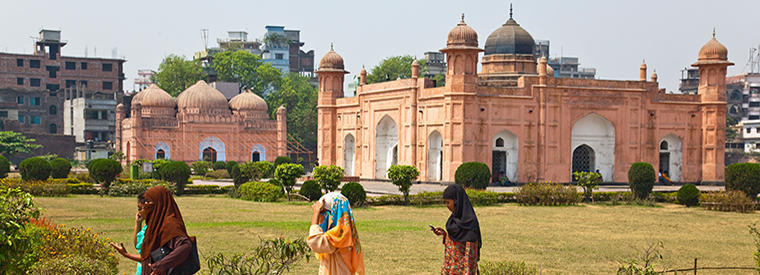 Top Dhaka Tours & Sightseeing