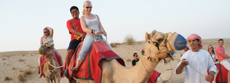 Dubai Overnight Tours