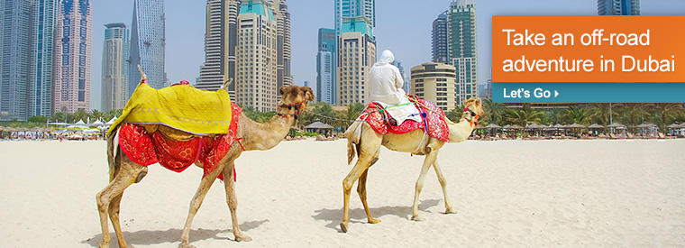 Dubai Walking & Biking Tours