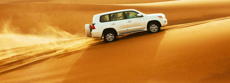 Top Dubai 4WD, ATV & Off-Road Tours