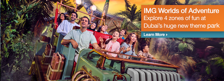Top Dubai Theme Parks