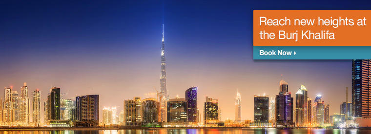 Top Dubai Holiday & Seasonal Tours
