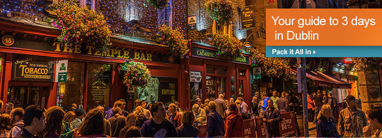 Dublin Hop-on Hop-off Tours