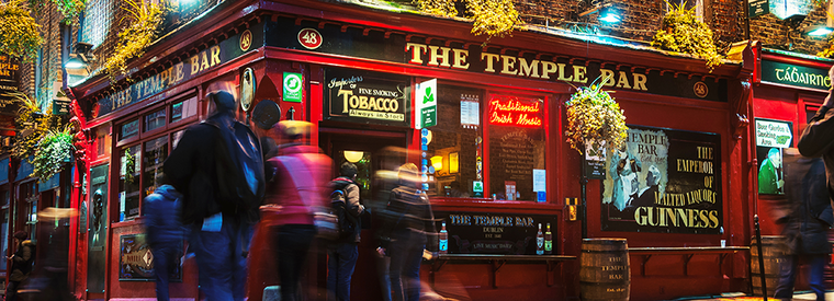 Top Dublin Ghost & Vampire Tours