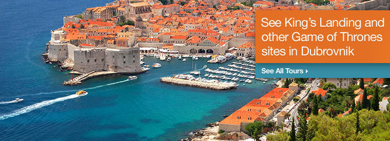 Dubrovnik Movie & TV Tours