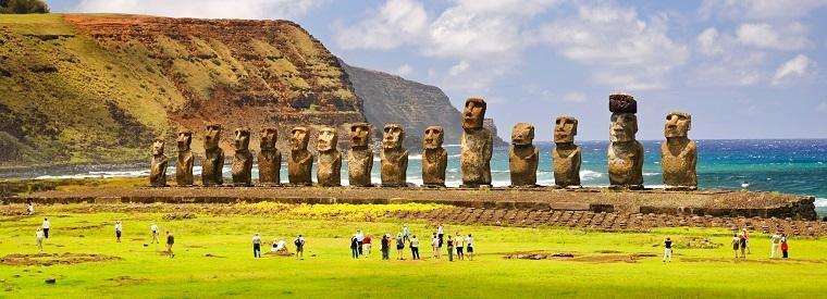 Top Easter Island Walking & Biking Tours