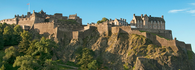 Edinburgh Bus & Minivan Tours