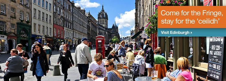 Edinburgh Attraction Tickets