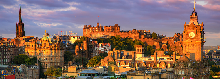Top Edinburgh Holiday & Seasonal Tours
