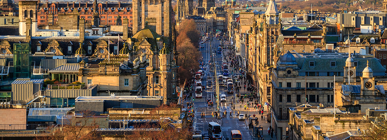 Top Edinburgh Hop-on Hop-off Tours