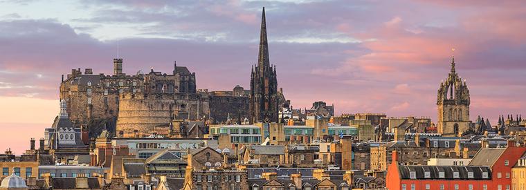 Top Edinburgh Walking & Biking Tours