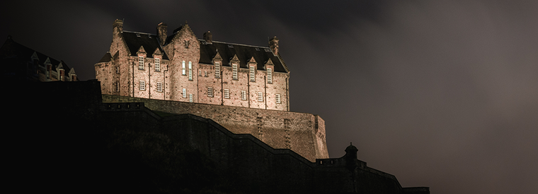 Top Edinburgh Ghost & Vampire Tours