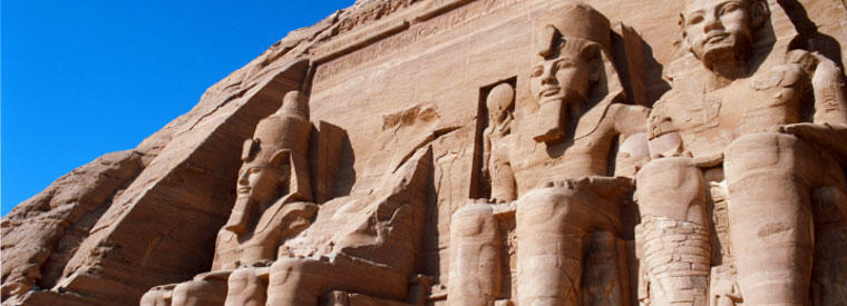 Top Egypt Literary, Art & Music Tours