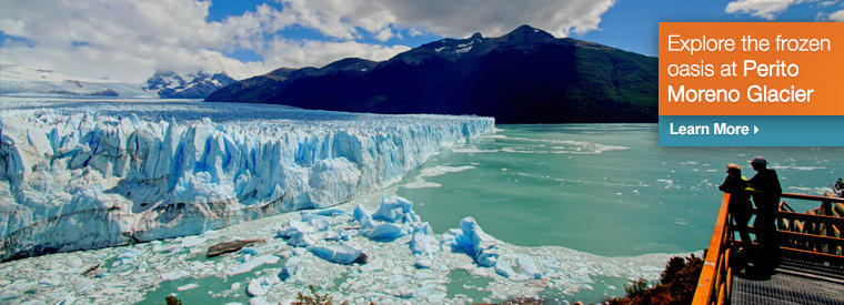 El Calafate Tours, Tickets, Excursions & Things To Do