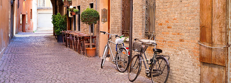 Ferrara Walking Tours