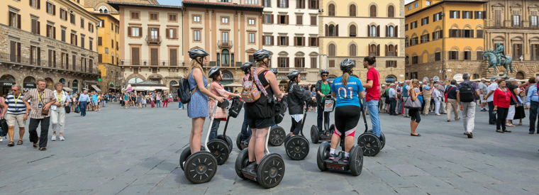 Top Florence Segway Tours