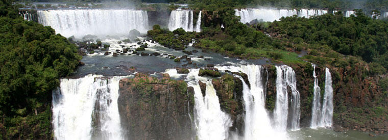 Foz do Iguacu Air, Helicopter & Balloon Tours