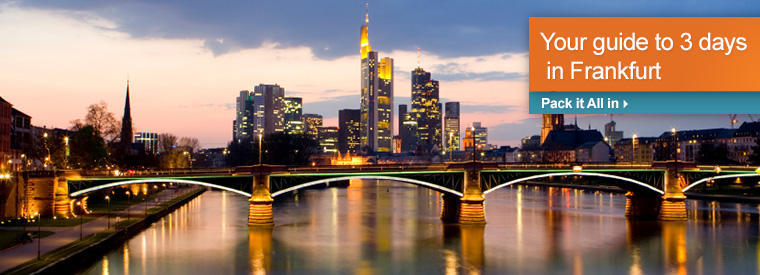 Frankfurt Transfers & Ground Transport
