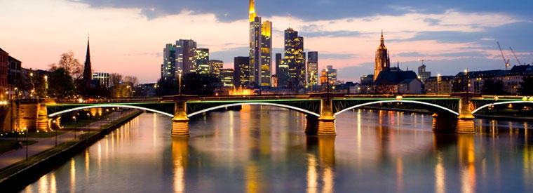 Top Frankfurt Sightseeing Tickets & Passes