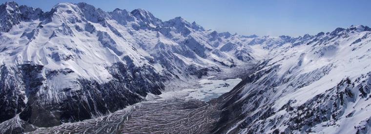 Franz Josef & Fox Glacier