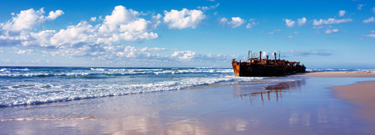 Fraser Island Cruises, Sailing & Water Tours