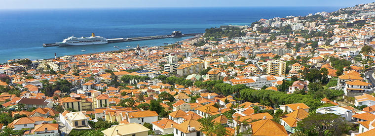 Top Funchal Walking & Biking Tours