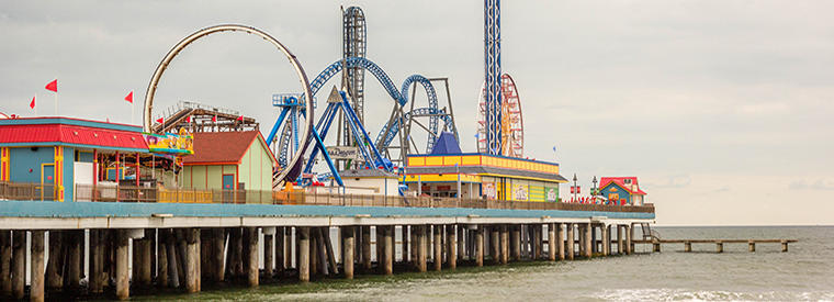 Top Galveston Day Trips