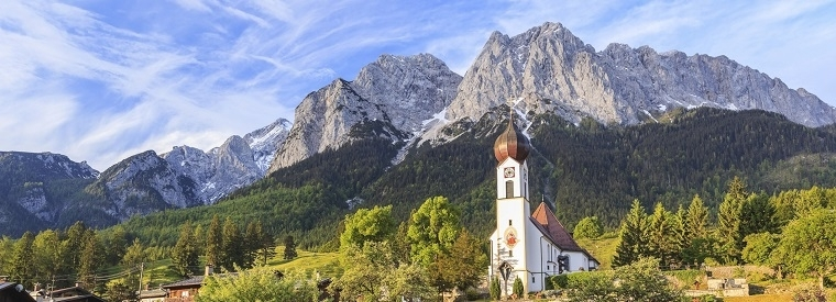 Garmisch-Partenkirchen Sightseeing Tickets & Passes