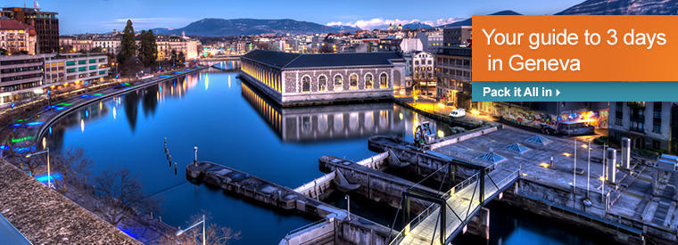 Geneva Holiday & Seasonal Tours
