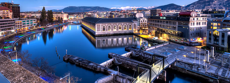 Geneva Airport & Ground Transfers