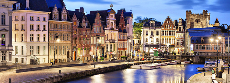 Top Ghent Private Sightseeing Tours