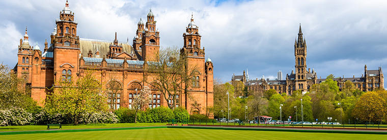 Glasgow Hop-on Hop-off Tours