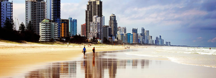 Gold Coast Surfing & Windsurfing