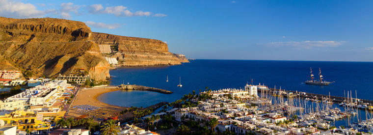 Top Gran Canaria Cruises, Sailing & Water Tours