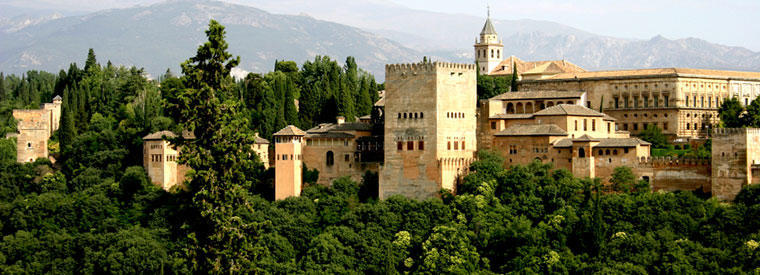 Top Granada Ports of Call Tours