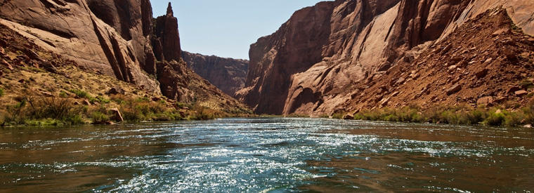 Top Grand Canyon National Park River Rafting & Tubing