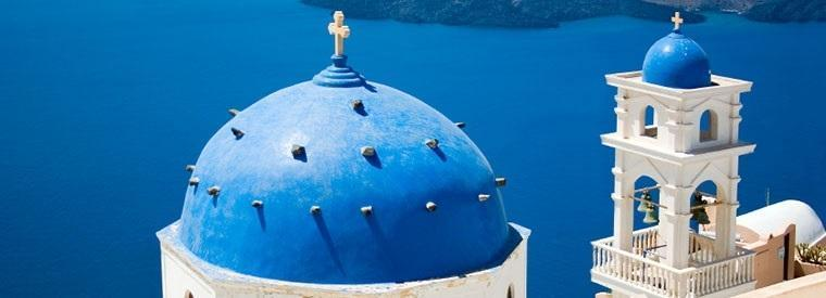 Greece Multi-day Rail Tours