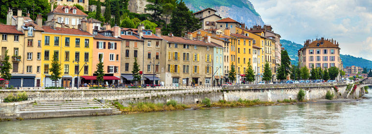 Top Grenoble Airport & Ground Transfers