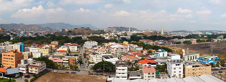Top Guayaquil Bus & Minivan Tours